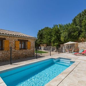 Snug Holiday Home In Orgnac-L'Aven With Swimming Pool photos Exterior