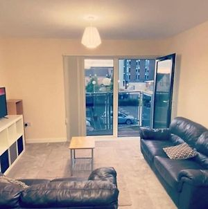 Immaculate 2-Bed Apartment In Manchester photos Exterior