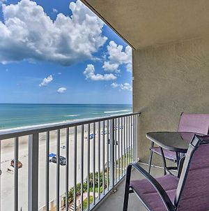 Oceanfront Studio With Balcony, Walk To Attractions! photos Exterior
