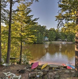 Lake House Hideaway With Hot Tub & Boat Dock! photos Exterior