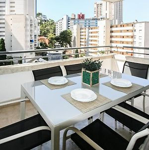 Awesome Apartment In Benidorm With Outdoor Swimming Pool, Outdoor Swimming Pool And 2 Bedrooms photos Exterior