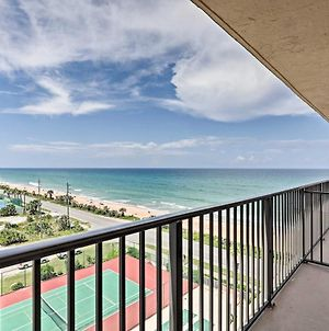 Flagler Beach Retreat With Pool And Ocean Views! photos Exterior