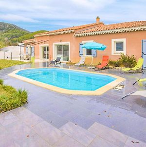 Four Bedroom Holiday Home In Propiac Les Bains photos Exterior