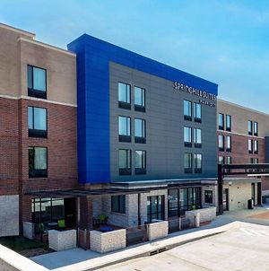 Springhill Suites By Marriott Kansas City Plaza photos Exterior