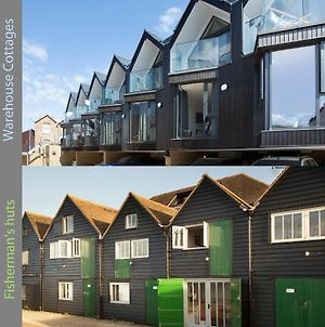 Whitstable Fisherman'S Huts And Warehouse Holiday Lets photos Exterior