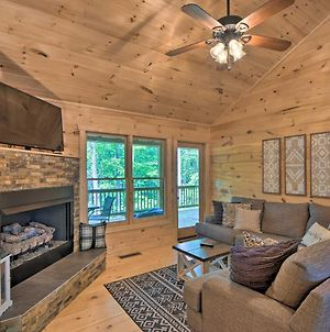 Blue Ridge Hideaway With Fire Pit, 1 Mi To Lake! photos Exterior