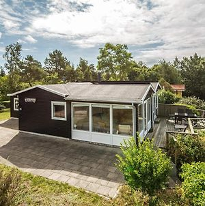 Two-Bedroom Holiday Home In Knebel 3 photos Exterior