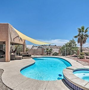 Oasis-Like Home In Lake Havasu With Mtn Views! photos Exterior
