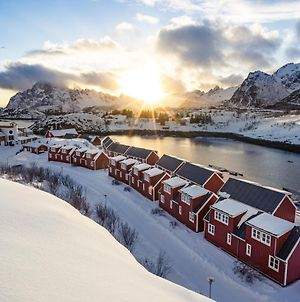 Nyvagar Rorbuhotell - By Classic Norway Hotels photos Exterior