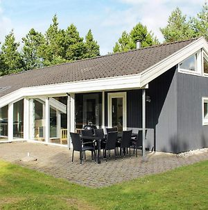 Four Bedroom Holiday Home In Norre Nebel 9 photos Exterior