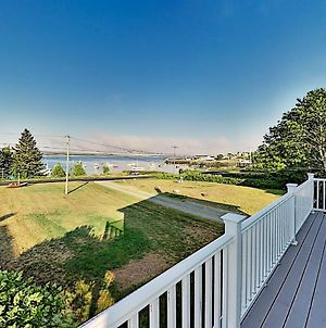 New Listing! Waterfront Retreat With Ocean Views Home photos Exterior