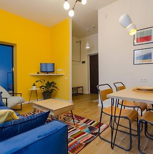 Colorful And Cozy 1Br. Apt. Near The Sea photos Exterior