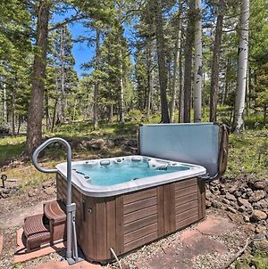 Luxe Mtn-View Retreat With Hot Tub, About 5 Mi To Skiing photos Exterior