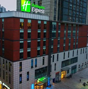 Holiday Inn Express Changzhou Centre, An Ihg Hotel photos Exterior