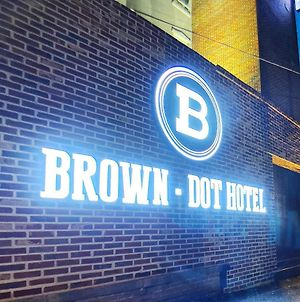 Cheongju Brown Dot Hotel photos Exterior