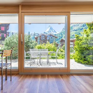 Zermatt One Bedrom Apartment With Fantastic Matterhorn Views photos Exterior