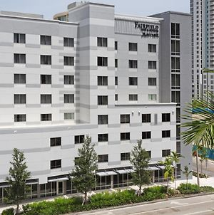 Fairfield Inn & Suites By Marriott Fort Lauderdale Downtown/Las Olas photos Exterior