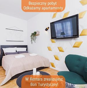 Apartments Daszynskiego Cracow By Renters photos Exterior