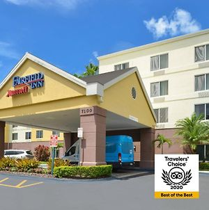 Fairfield Inn Orlando Airport photos Exterior