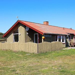 Four Bedroom Holiday Home In Lokken 14 photos Exterior