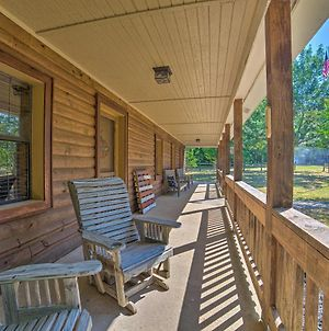 Event-Friendly Al Cabin On Secluded Acreage! photos Exterior