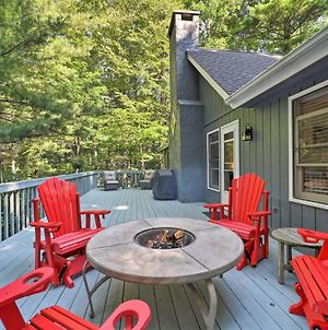 Beech Mountain Family Home With Deck & Fire Pit photos Exterior