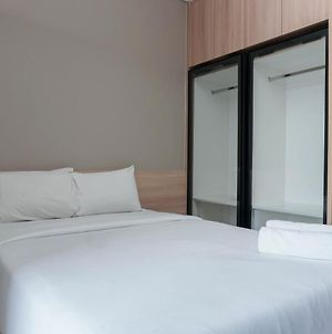 Comfortable Design Studio Apartment Ciputra International By Travelio photos Exterior