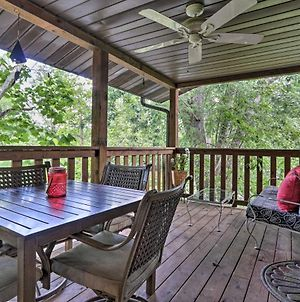 Smoky Mtn Retreat On River With Fire Pit And Deck photos Exterior
