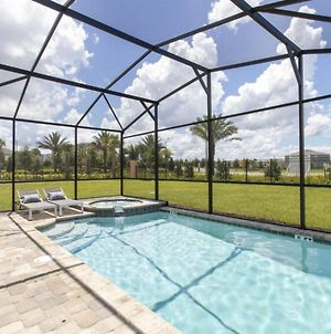 Fantastic Single Home With Private Pool And Game Room At Solara Resort - 8959 Ame photos Exterior