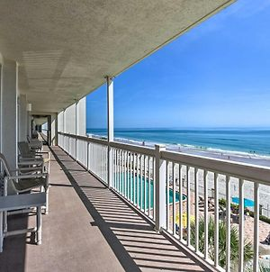 Breezy Beachfront Studio With Resort Amenities! photos Exterior