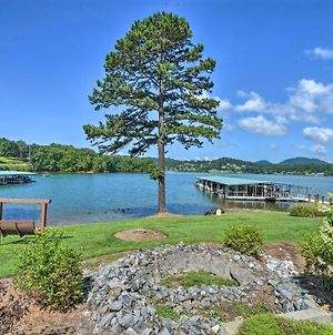 Hiawassee Haven On Lake Chatuge With Boat Slip! photos Exterior