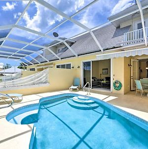 Cape Coral Escape With Screened Pool And Private Dock! photos Exterior