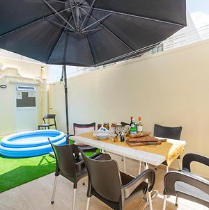 Summer Breeze 3 Bedroom Family Maisonette With Private Terrace In Mellieha photos Exterior