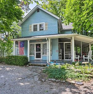 Spacious Lakeside Cottage 2 Mi To Marblehead! photos Exterior