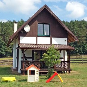 The Holiday House Is Located Near The Forest, 300 M From The Lake, 6 Km From Sea photos Exterior
