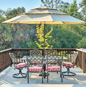 Bright 'Gold Country' Home With Pool, Deck, Fire Pit! photos Exterior