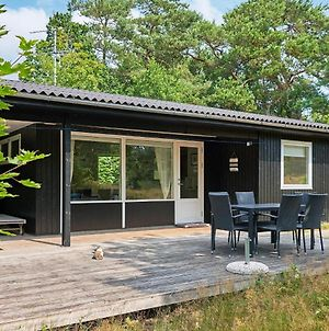Two-Bedroom Holiday Home In Aakirkeby 6 photos Exterior