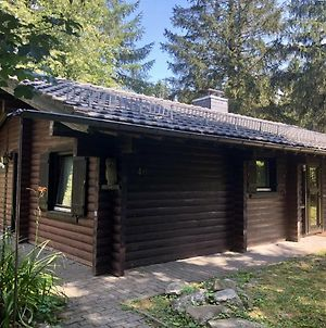 Wooden Bungalow With Oven, In Oberharz Near A Lake photos Room