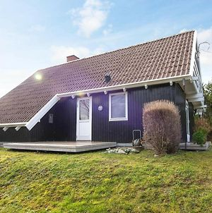 Three-Bedroom Holiday Home In Ebeltoft 4 photos Exterior