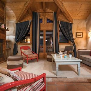 Courchevel 1550 - Lovely Chalet - Ski In And Ski Out photos Exterior