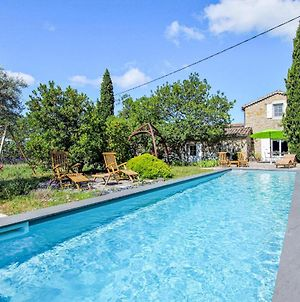 Awesome Home In Alba La Romaine W/ Outdoor Swimming Pool, Wifi And Outdoor Swimming Pool photos Exterior