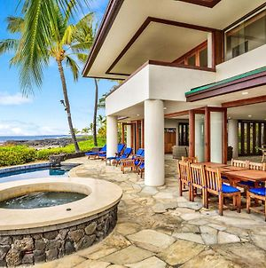 Oceanfront Home Gated Kona Bay Estates Ac In Bedrooms photos Exterior