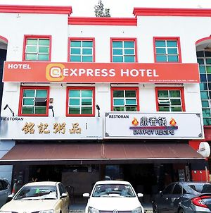 Q Express Kepong Hotel photos Exterior