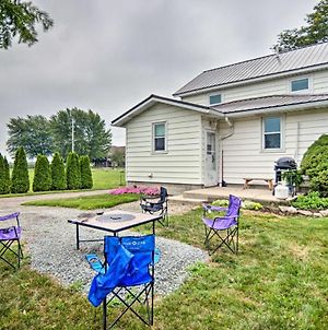 Rise And Shine Farm In Goshen With Bbq And Fire Pit! photos Exterior