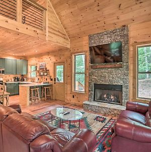 Peaceful Cabin On 3 Private Acres With Fire Pit! photos Exterior