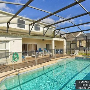 Huge Gated Pool Home Perfect For Large Families! photos Exterior