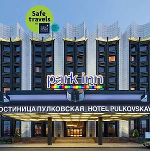 Park Inn By Radisson Pulkovskaya Hotel & Conference Centre St Petersburg photos Exterior