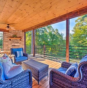 'Midnight Rhapsody' Cabin With Fire Pit, Hot Tub photos Exterior