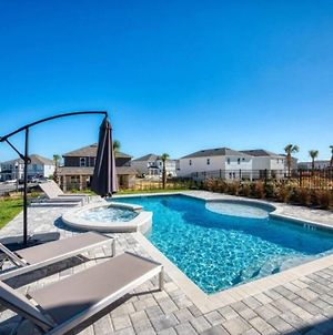 Private Pool Home With Waterpark & Near Disney! photos Exterior