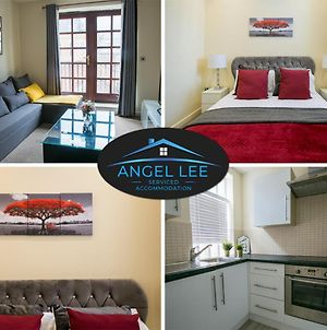 Book Today- Angel Lee Serviced Accommodation, Diego Birmingham, 1 Bedroom Apartment, Up To 4 Guests, Balcony & Free Wifi photos Exterior